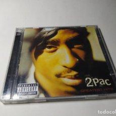 CDs de Música: CD - MUSICA - 2PAC ?– GREATEST HITS - 2CDS. Lote 222709392
