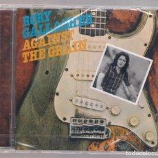 CDs de Música: RORY GALLAGHER - AGAINST THE GRAIN (CD 5797126 UMC 2018) NUEVO Y PRECINTADO. Lote 222710897
