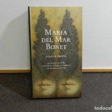 CDs de Música: EDICIÓN ESPECIAL 2 CD + DVD. MARIA DEL MAR BONET - COLLITA PRÒPIA. COMPACT DISC. RARO. RAREZA.. Lote 222716272