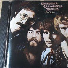 CDs de Música: CREEDENCE CLEARWATER REVIVAL PENDULUM. Lote 222717846