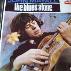 CDs de Música: JOHN MAYALL THE BLUES ALONE. Lote 222718167