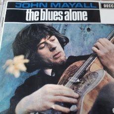 CDs de Música: JOHN MAYALL THE BLUES ALONE. Lote 222718238