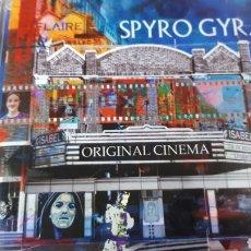 CDs de Música: SPYRO GYRA ORIGINAL CINEMA. Lote 222718578