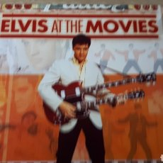 CDs de Música: ELVIS AT THE MOVIES DOBLE CD. Lote 222719142