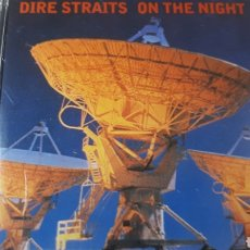 CDs de Música: DIRE STRAITS ON THE NIGHT. Lote 222719327