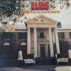 CDs de Música: ELVIS PRESLEY RECORDED LIVE ON STAGE IN MEMPHIS. Lote 222719627