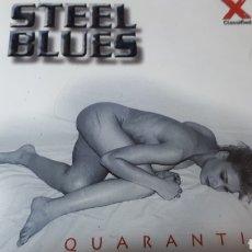 CDs de Música: STEEL BLUES QUARANTINE. Lote 222724687