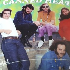 CDs de Música: CANNED HEAT. Lote 222724720