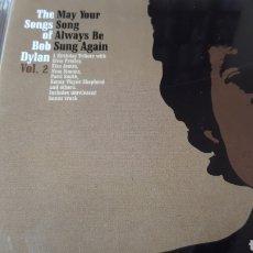 CDs de Música: THE SONGS OF BOD DYLAN VOL. 2 PATTI SMITH ELVIS PRESLEY NINA SIMONE KIKO VENENO CON JUAN PERRO..... Lote 222724743