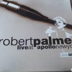 CDs de Música: ROBERT PALMER LIVE AT APOLLO NEW YORK. Lote 222724811