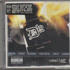 CDs de Música: DEVILS NIGHT - THE DIRTY EDITION - SHIT ON YOU, PURPLE PILLS.../ DOBLE CD ALBUM RF-8205. Lote 222725268