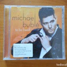 CDs de Música: CD MICHAEL BUBLE - TO BE LOVED - LEER DESCRIPCION (E3). Lote 222728431