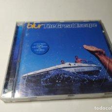 CD de Música: CD - MUSICA - BLUR ?– THE GREAT ESCAPE. Lote 222733226