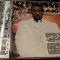 CDs de Música: CD MONTELL JORDAN - GET IT ON... TONITE. Lote 222733918