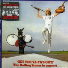 CDs de Música: THE ROLLING STONES - GET YER YA-YA´S OUT. Lote 222737435