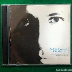 CDs de Música: MICHAEL BOLTON - GREATEST HITS - 1985 - 1995 CD RF-8079. Lote 222739446