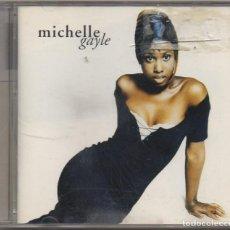 CDs de Música: MICHELLE GAYLE - MISMO TITULO / CD ALBUM DE 1994 / MUY BUEN ESTADO RF-8145. Lote 222739490