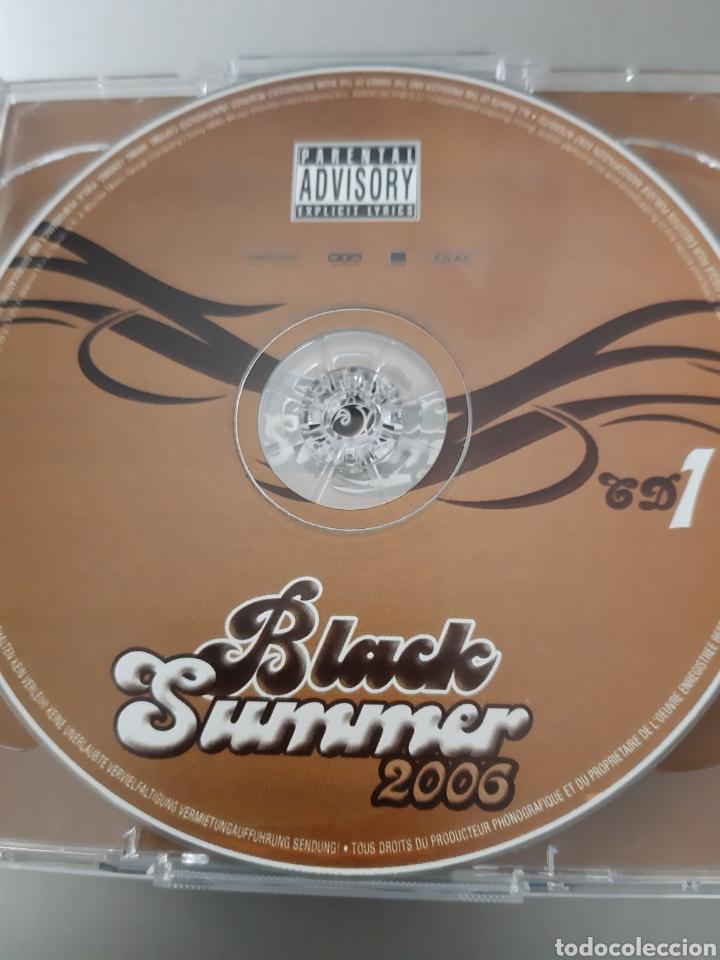 CDs de Música: BLACK SUMMER. 2006. 2 CDS. - Foto 3 - 222742045