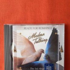 CDs de Música: READY FOR ROMANCE. MODERN TALKING. THE 3RD ALBUM - HANSA 259509. Lote 222750012