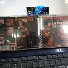 CDs de Música: LOBOS NEGROS CD LA FUERZA DEL RITMO 2002. Lote 222753802