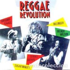 CDs de Música: VARIOUS – REGGAE REVOLUTION. Lote 222753825