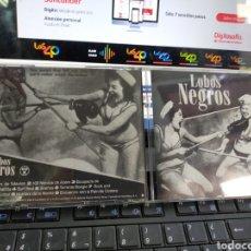 CDs de Música: LOBOS NEGROS CD. Lote 222754290