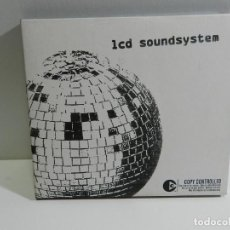 CDs de Música: DISCO CD. LCD SOUNDSYSTEM - LCD SOUNDSYSTEM. COMPACT DISC.. Lote 222777023