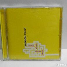 CDs de Música: DISCO CD. JAMES FIGURINE - MISTAKE. COMPACT DISC.. Lote 222778840
