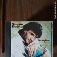 CDs de Música: SERGIO DALMA - SINTIENDONOS LA PIEL. Lote 222779873