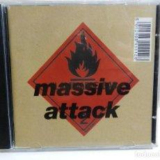 CDs de Música: DISCO CD. MASSIVE ATTACK - BLUE LINES. COMPACT DISC.. Lote 222783160