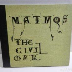CDs de Música: DISCO CD. MATMOS - THE CIVIL WAR. COMPACT DISC.. Lote 222783492