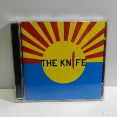 CDs de Música: DISCO CD. THE KNIFE - THE KNIFE. COMPACT DISC.. Lote 222784316