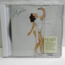 CDs de Música: DISCO CD. KYLIE - FEVER. COMPACT DISC.. Lote 222784717