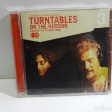 CDs de Música: DISCO CD. NICKODEMUS AND MARIANO - TURNTABLES ON THE HUDSON 3. COMPACT DISC.. Lote 222785038