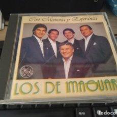 CDs de Música: LOS DE IMAGUARE- CD CON MEMORIA Y ESPERANZA - CHAMAME ARGENTINO -. Lote 222793065