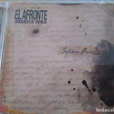 CDs de Música: EL AFRONTE ORQUESTA TIPICA - CD TANGO ARGENTINO. Lote 222794742