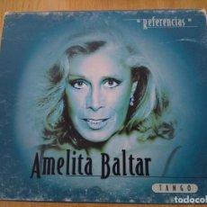 CDs de Música: AMELITA BALTAR -CD REFERENCIAS - CD TANGO ARGENTINO. Lote 222794956