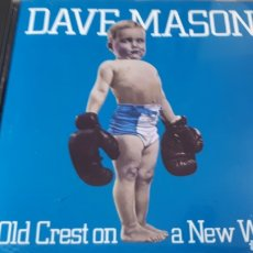 CDs de Música: DAVE MASON OLD CREST ON A NEW WAVE. Lote 222801053