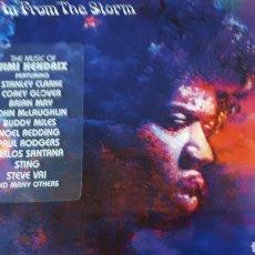 CDs de Música: JIMI HENDRIX IN FROM THE STORM VERSIOONES DE STANLEY CLARKE BRIAN MAY BUDDY MILES SANTANA STING ... Lote 222803351
