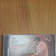 CDs de Música: CD+DVD JUAN LUIS GUERRA 4.40. ASONDEGUERRA TOUR DELUXE. AÚN RETRACTILADO. Lote 222804016
