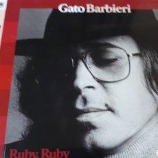 CDs de Música: GATO BARBIERI RUBY RUBY. Lote 222804256