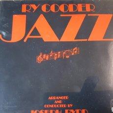 CDs de Música: RY COODER JAZZ. Lote 222804776