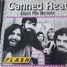 CDs de Música: CANNED HEAT DUST MY BROOM. Lote 222805051