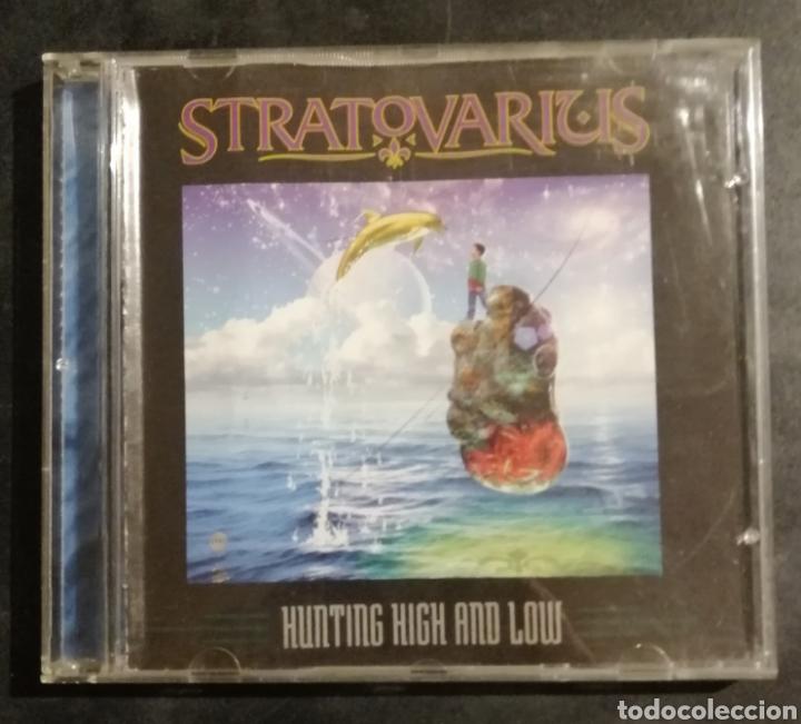 STRATOVARIUS - HUNTING HIGH AND LOW (Música - CD's Heavy Metal)