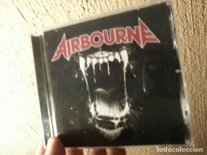 AIRBOURNE - BLACK DOG BARKING - 2013 (Música - CD's Heavy Metal)