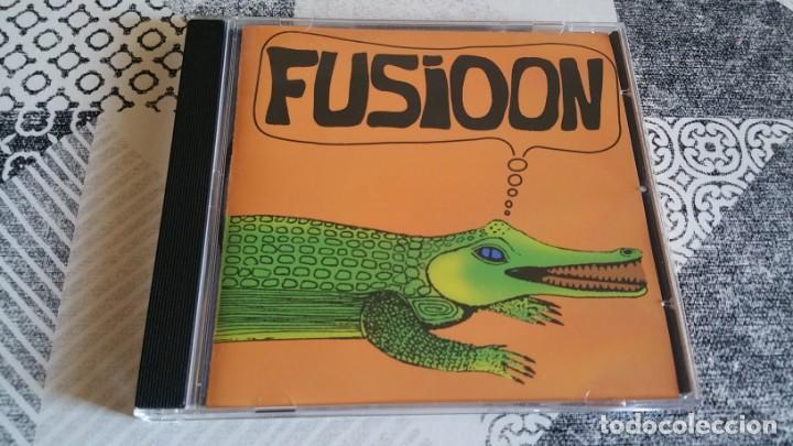 CD FUSIOON FARSA DEL BUEN VIVIR DIVUCSA AÑO 1997 ROCK PROG SPAIN (Música - CD's Rock)