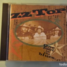 CDs de Música: ZZ TOP.- ONE FOOT IN THE BLUES CD (1994). Lote 222832677