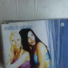 CDs de Música: SONIA & SELENA DEJA QUE MUEVA MUEVA MUEVA. Lote 222835093