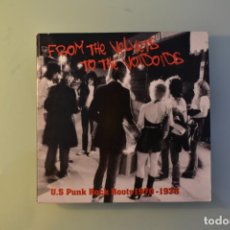 CDs de Música: FROM THE VELVETS TO THE VOIDOIDS- U. S. PUNK ROOTS 1979- 1978 (2007). Lote 222836480