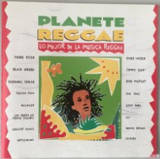 CDs de Música: VARIOUS - PLANETE REGGAE - THE BEST OF REGGAE MUSIC. Lote 222480335